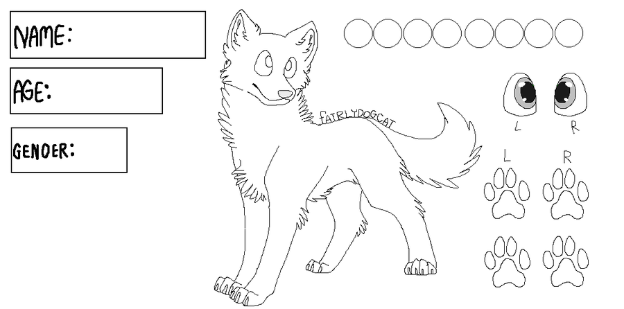 freeref_sheet_lineart_by_fairlydogcat-d3dacge.png