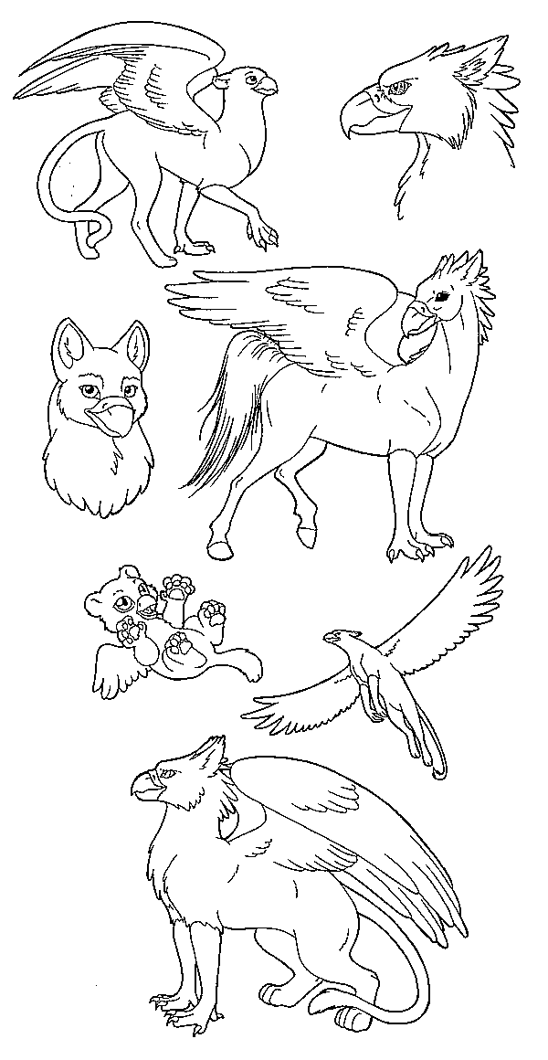 gryphon_lineart_by_ms_paint_friendly-d5jhs2s.png
